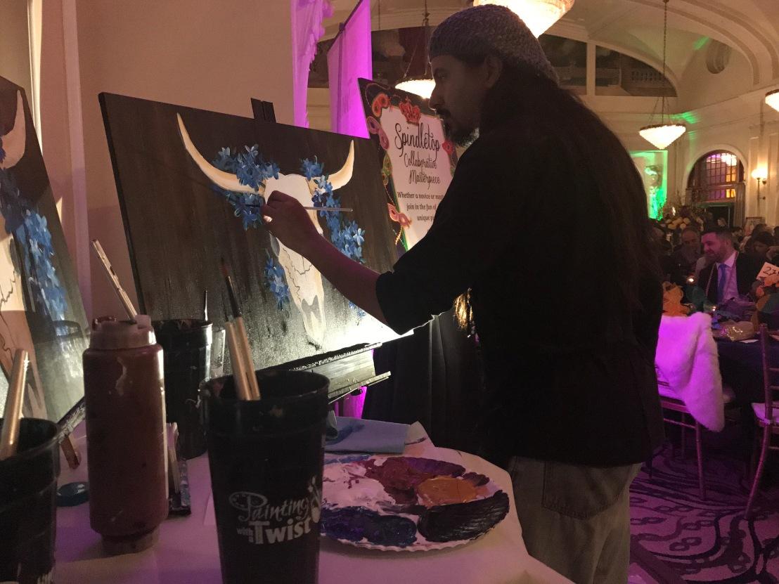 Event Recap: Spindletop Charities Mardi GrasCelebration