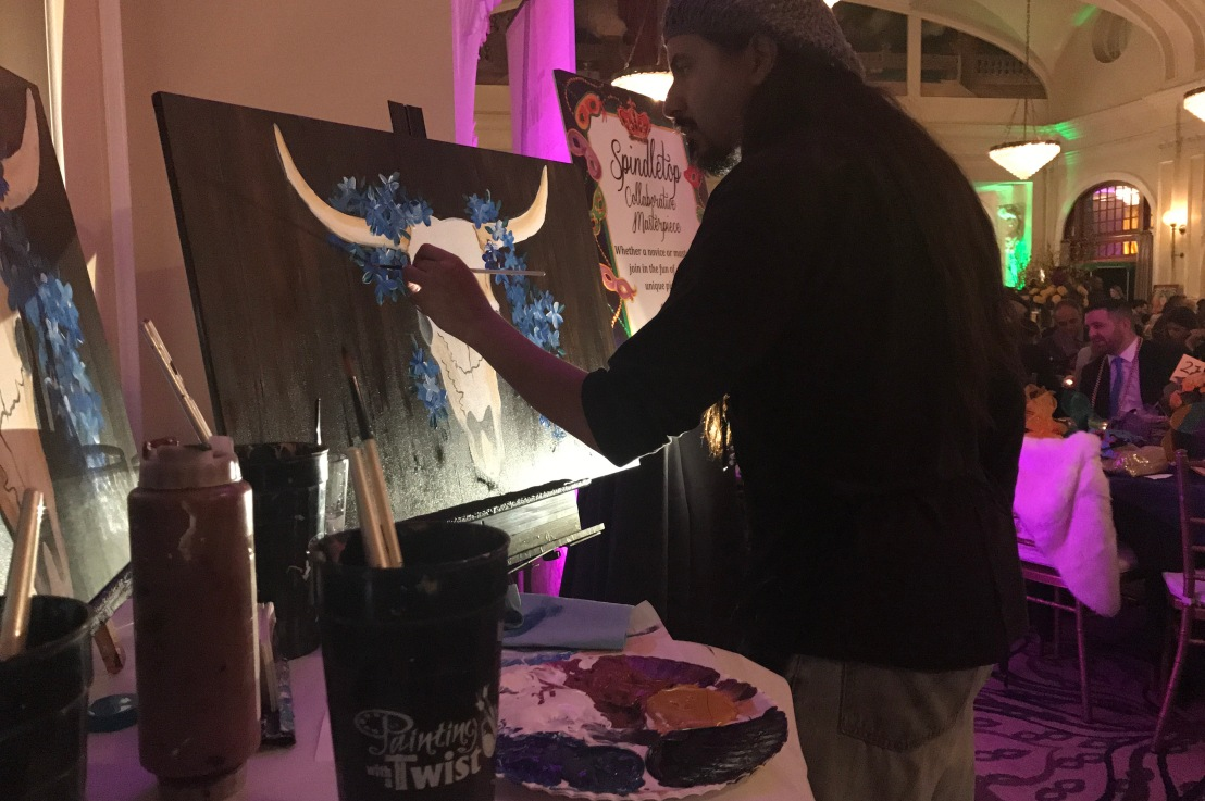 Event Recap: Spindletop Charities Mardi Gras Celebration