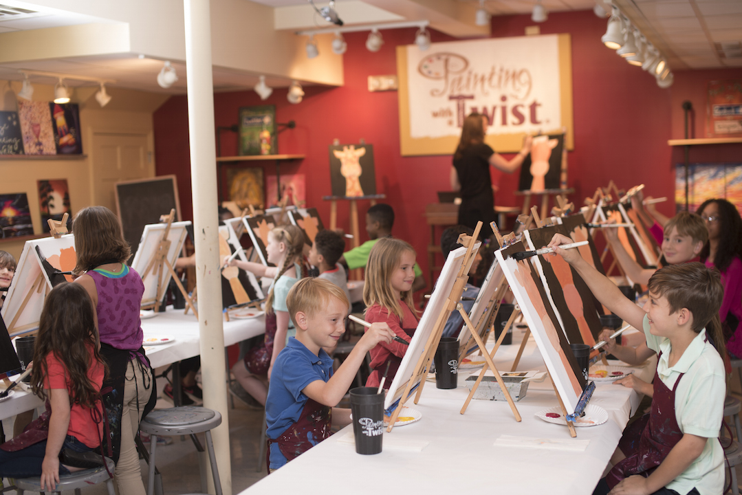 Spring Break Activities in Houston for Creative Kids