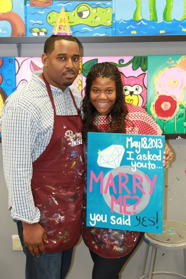 Painting with a twist bossier city