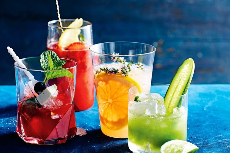 Creative Cocktails for Your Next Paint & Sip Party