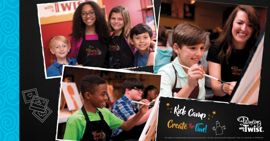 Bring Your Creative Kids to Our Summer ArtCamp!