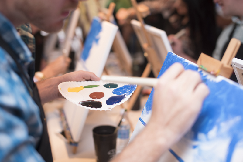 August Paint Party Schedule Now Live!