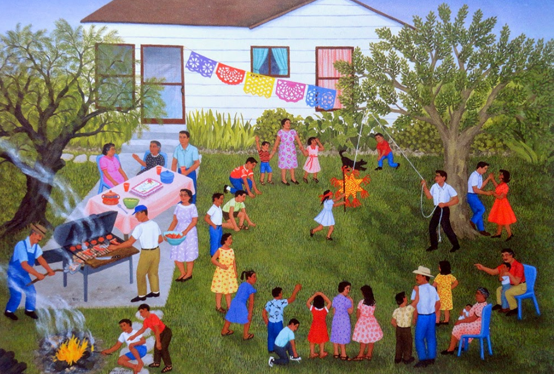 6 Hispanic Artist That Celebrated the Culture through Their Work