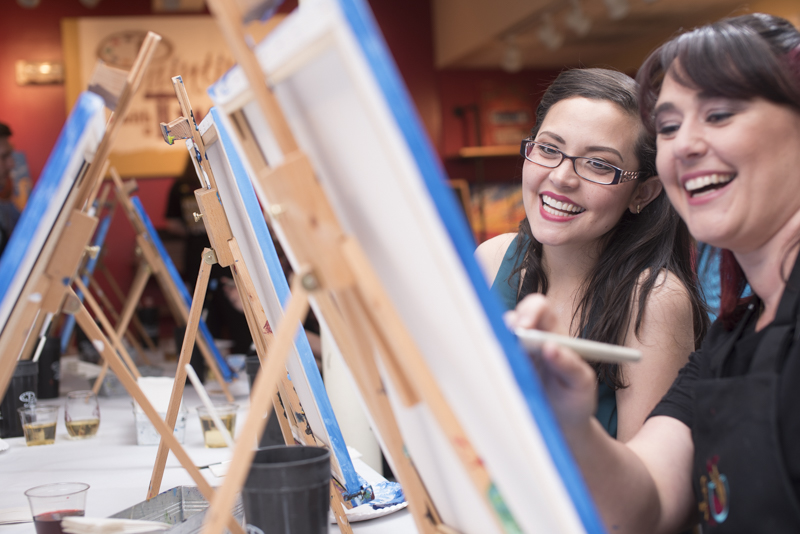 Join Our January Paint pARTies!