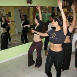 belly dance oasis