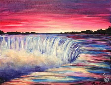 sunset-over-the-waterfall_watermark